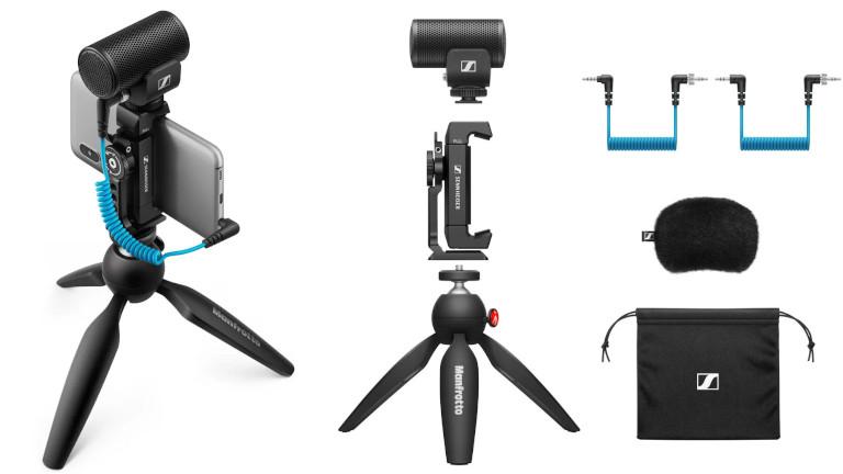 Sennheiser MKE 200 400 Mobile Kit