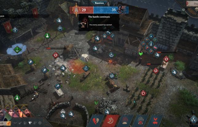 Siege Survival raconte son histoire dans une nouvelle vidéo