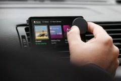Spotify lance un appareil spécifiquement pour écouter de la musique en voiture
