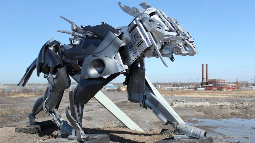 Starfox: une créature mi-bête mi-robot fait jaser dans Viauville