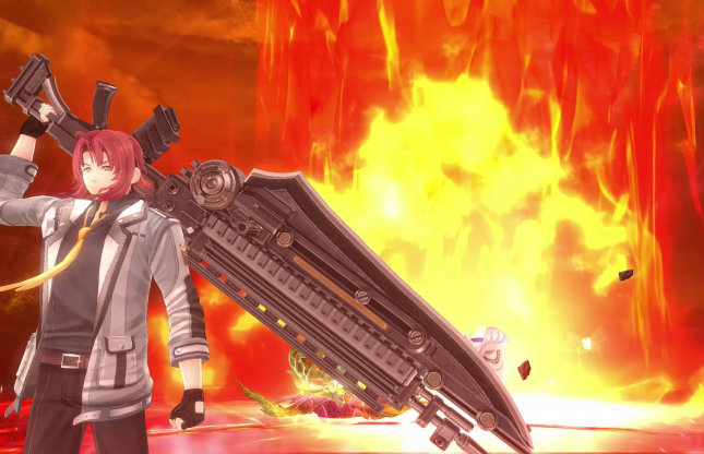 The Legend of Heroes: Trails of Cold Steel IV arrive sur Switch