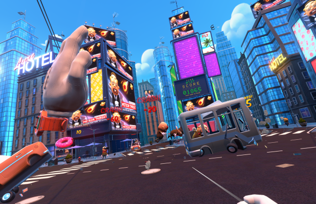 Traffic Jams : la circulation routière en réalité virtuelle