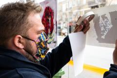 Christopher Michaud, l'artiste de NDG