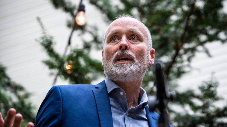 Québec solidaire: Vincent Marissal prend du galon