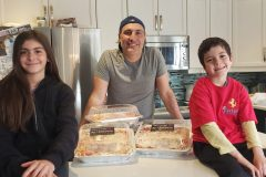 Les lasagnes de l'espoir