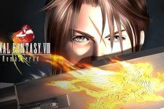 Final Fantasy VIII Remastered enfin disponible sur mobiles
