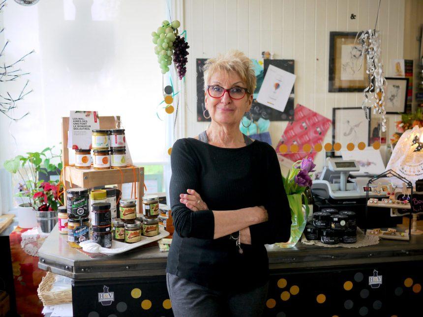Joanne Paiement: 40 ans d'entrepreneuriat dans le Vieux Pointe-aux-Trembles