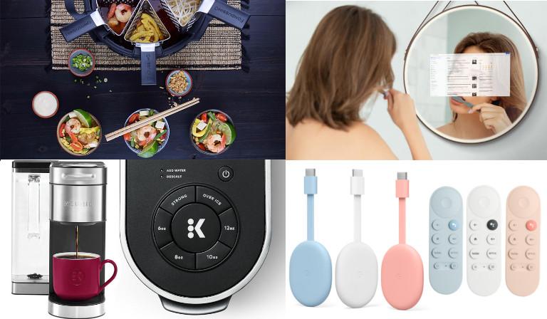 Idées cadeaux techno maison fêtes des mères