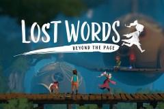 Lost Words: Beyond the Page est un magnifique jeu qui donne pouvoir aux mots