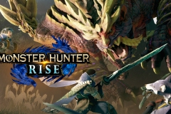 Les monstres titanesques s'invitent sur la Switch dans Monster Hunter Rise