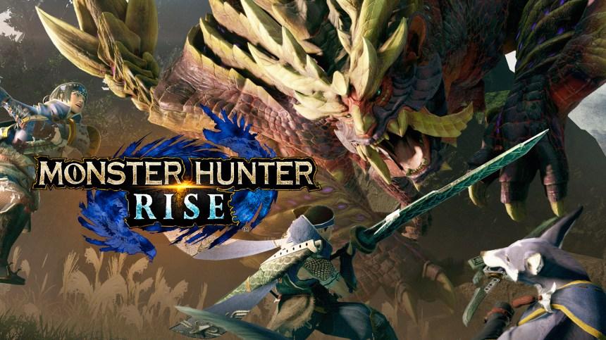 Les monstres titanesques s'invitent sur la Switch dans Monster Hunter Rise