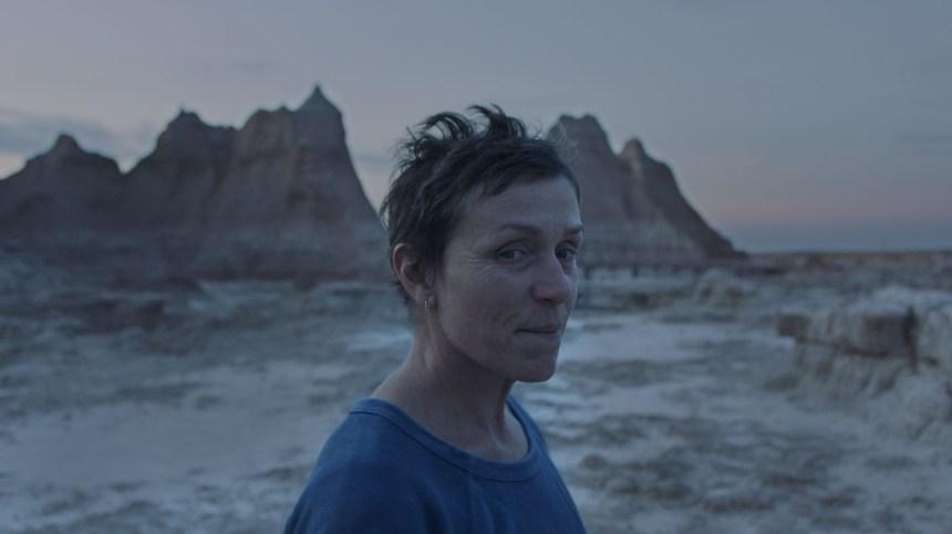 À quelques jours des Oscars, encore un triomphe pour «Nomadland»