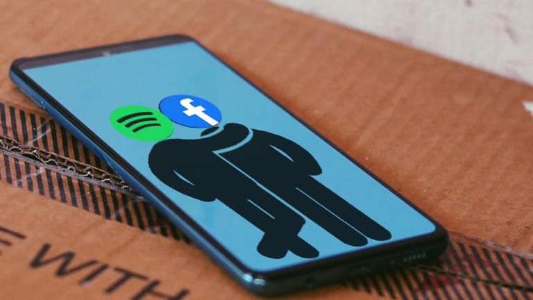 partenariat spotify facebook projet boombox