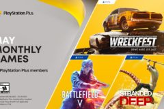 PlayStation Plus : voici vos jeux gratuits en mai