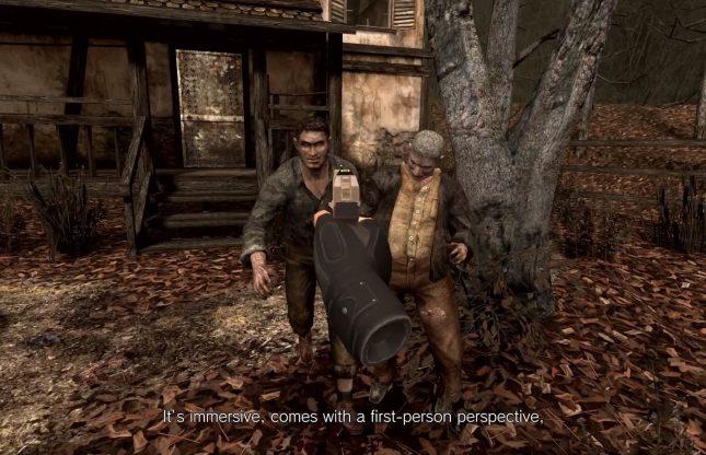 Resident Evil 4 VR : première salve d'infos