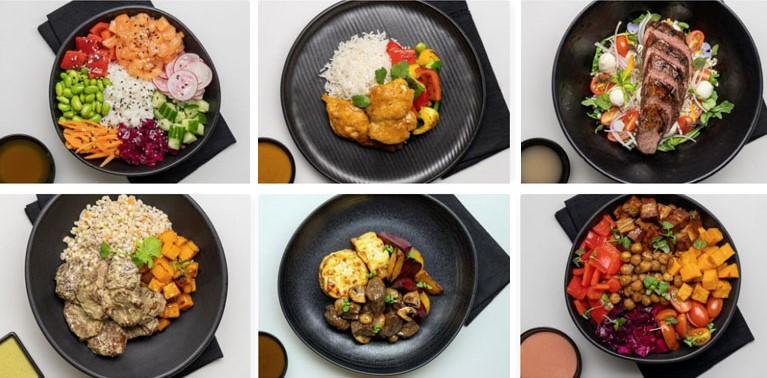 solution culinaire philiber menu varié pour tous les goûts