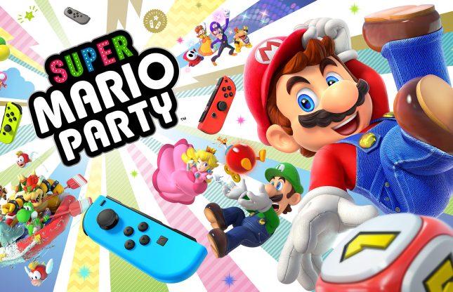 Super Mario Party ajoute un mode en ligne