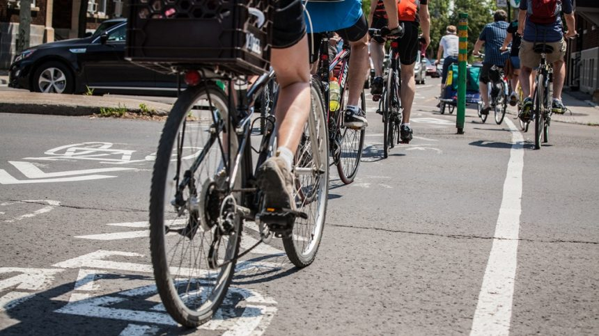 Fort engouement pour le début de saison de cyclisme