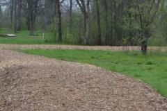 Un espace canin aménagé au parc Surrey