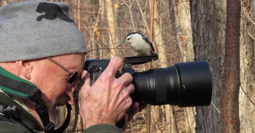 Christian Fritschi, photographe de l'année du Club Vision Photo Lachine