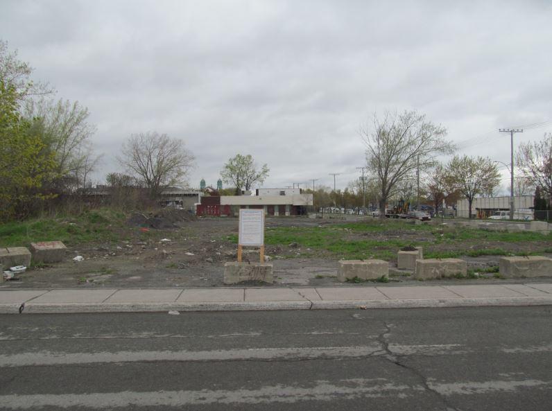 Assomption Nord: un immeuble de 12 étages prévu sur un terrain vacant