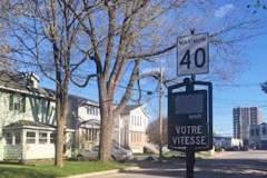 Sécurité routière et participation citoyenne à Pointe-Claire