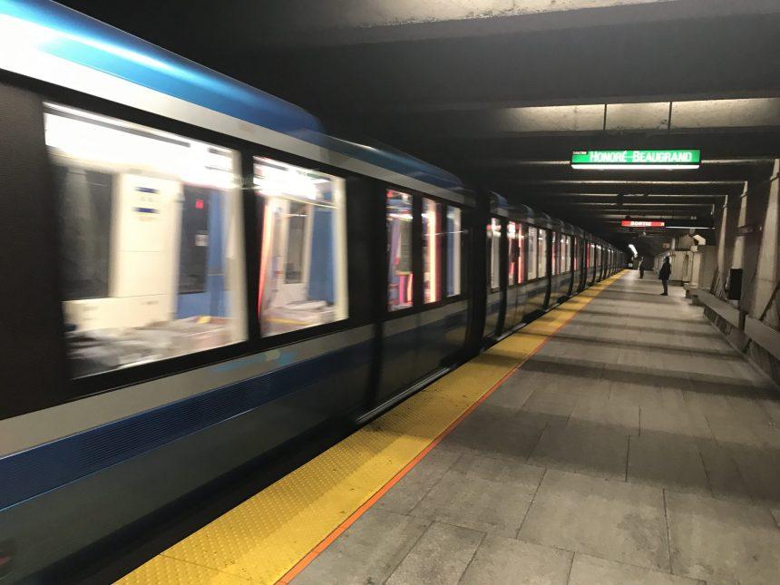 Possible retrait d'une station de métro: Anjou se sent visé
