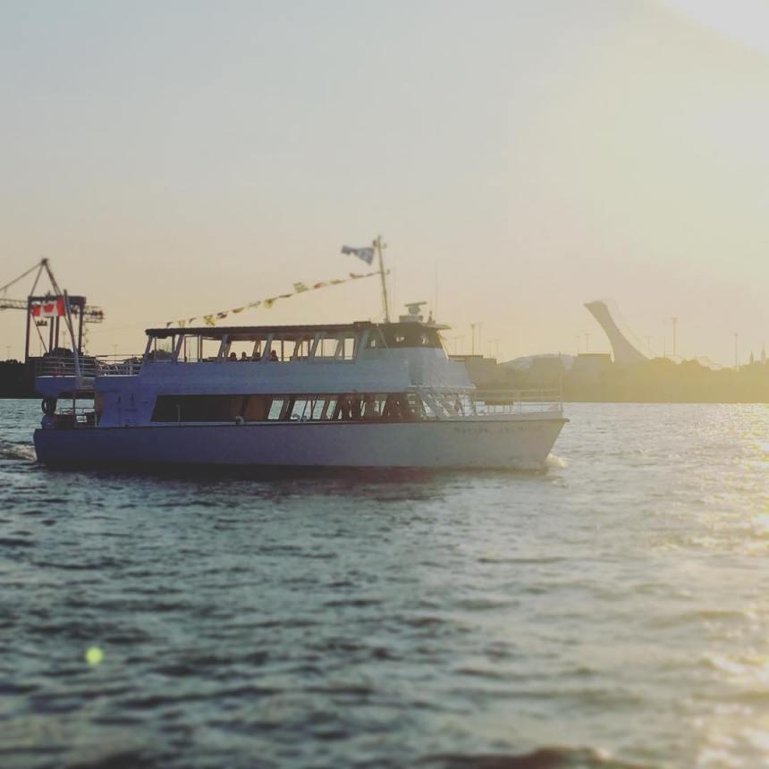 MHM: la Ville veut remettre la navette fluviale en fonction
