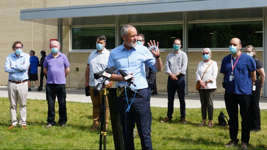 Motion adoptée pour la reconstruction de l'hôpital de Maisonneuve-Rosemont