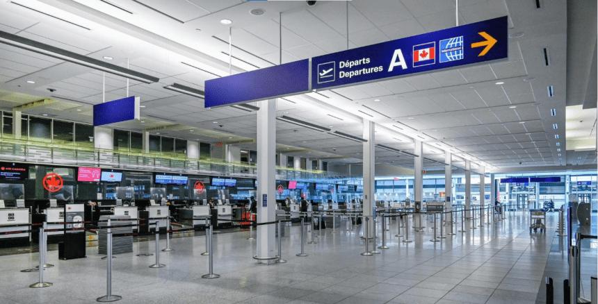 Déficit de 235 M$ pour Aéroports de Montréal en 2020