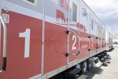Une nouvelle clinique de vaccination mobile à Montréal-Nord