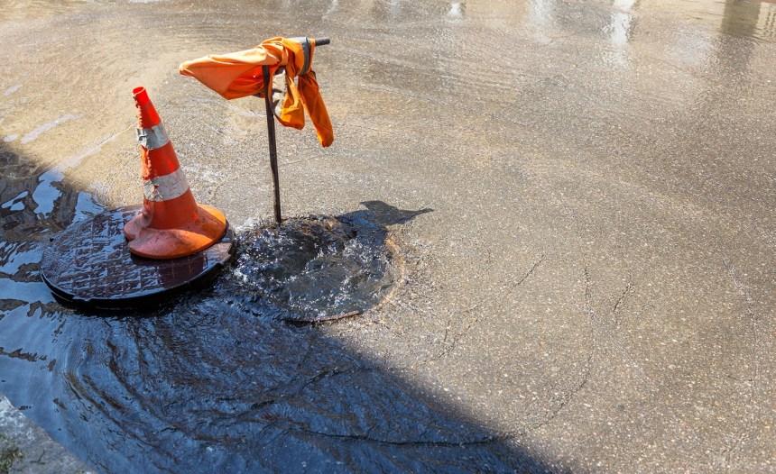 Des travaux pour réduire les inondations sur la rue de Belmont