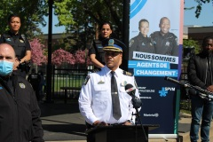 Le SPVM lance sa campagne de recrutement de la diversité