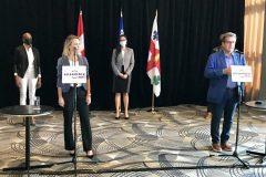 Heidi Hollinger devient candidate dans le Sud-Ouest