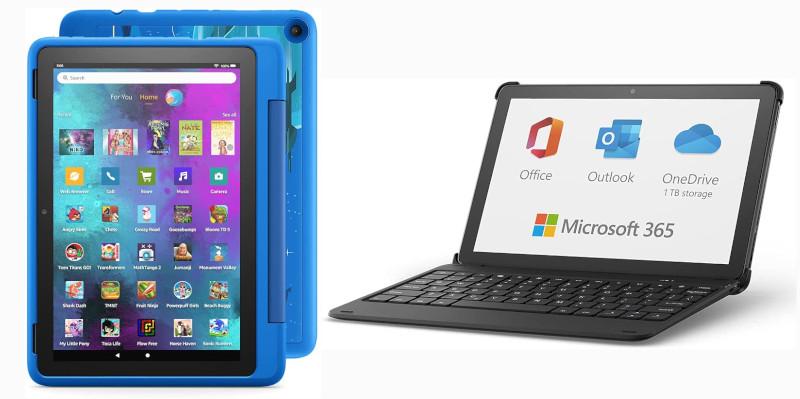 Tablette Amazon Fire HD 10 Kids Pro Productivité
