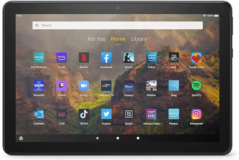 Tablette Amazon Fire HD édition 2021