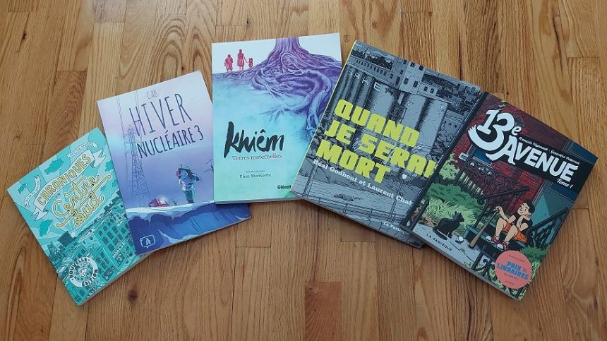 Mois de la bande dessinée : l'essor du 9e art au Québec