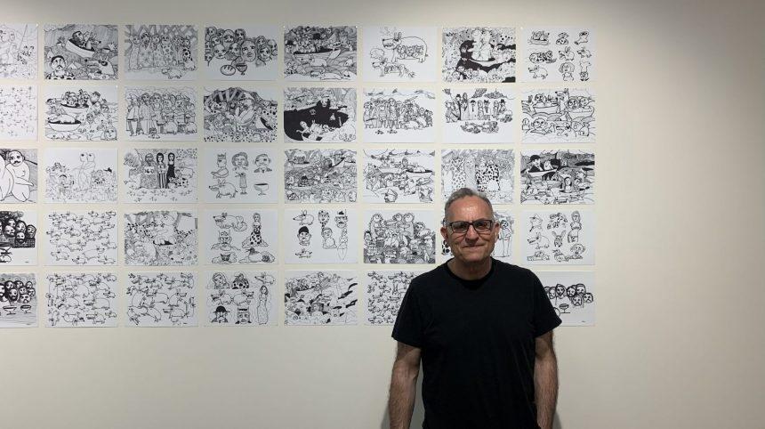 Devenez co-créateur d'une œuvre aux côtés de l'artiste Jean-Marc Nahas