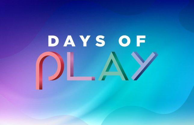 Playstation lance les célébrations de la communauté avec les Days of Play 2021