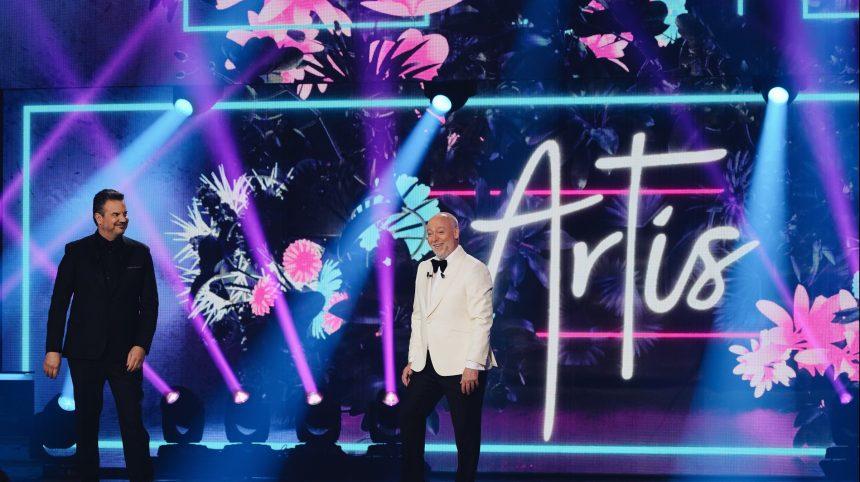 Peu de femmes récompensées lors du Gala Artis 2021