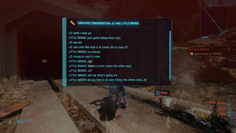 Cyberpunk GTA