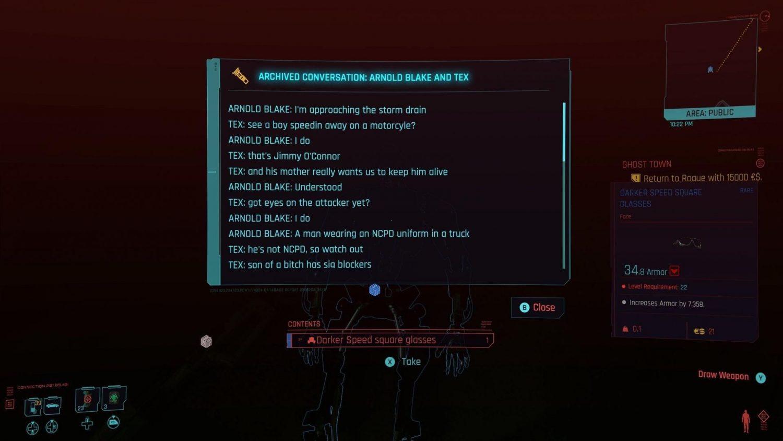 Cyberpunk Terminator