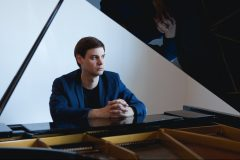 Le pianiste Michel-Alexandre Broekaert présente un concert virtuel