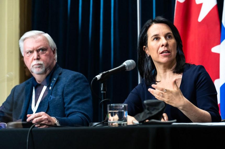 Itinérance: la mairesse ne permettra pas les campements de fortune