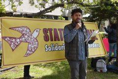 Solidarité sans frontières réclame «un statut pour tous»