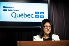 Joyce Echaquan: la coroner veut un nouveau «pacte social»