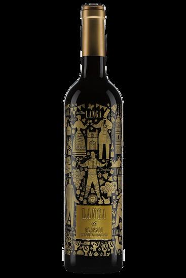 Bouteille de vin Langa Classic Calatayud 2018