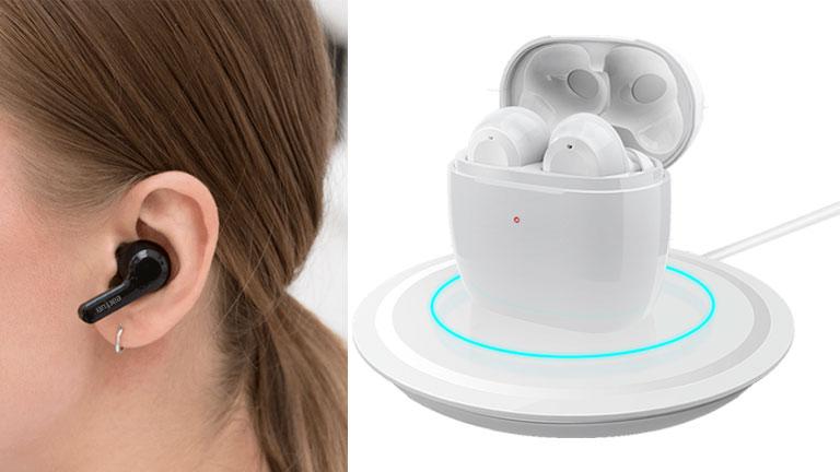earfun air caractéristiques avantages suppression bruit 4 micros