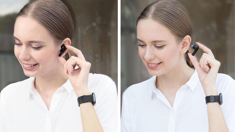earfun air caractéristiques technologie détection intra auriculaire