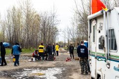 Itinérance: les occupants du campement Steinberg sommés d'évacuer
